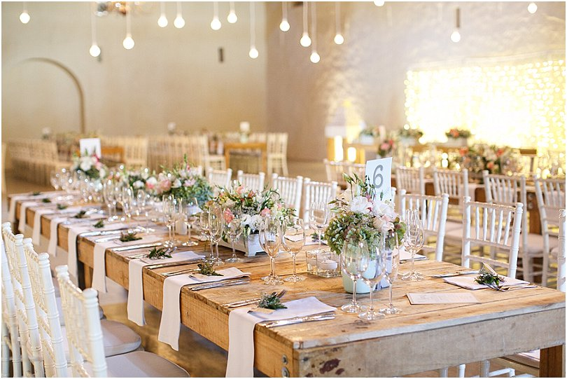 wooden wedding decor debbi amp nooitgedacht stellenbosch adene photography 1489